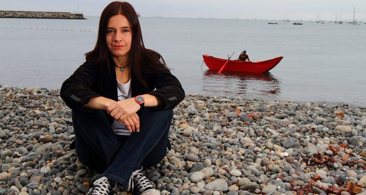 """Rossana Díaz Costa: """"La literatura es un quehacer completamente solitario"""""""