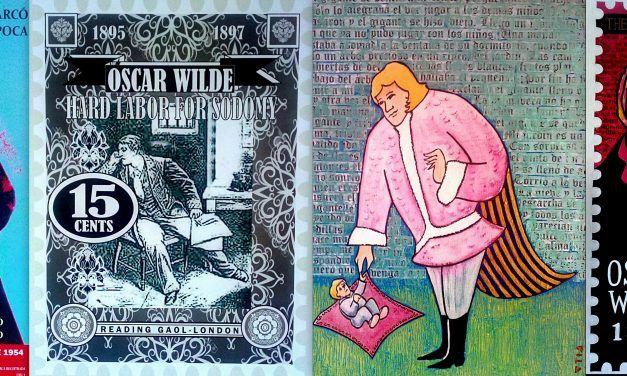Oscar Wilde: Portarretratos de vida