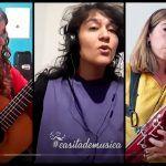 Camino a Santa Cruz [música desde el confinamiento] 🎶