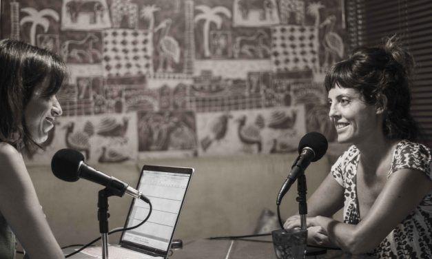 """Lucía Caravedo: """"Mi vocación y mi amor por el teatro nació antes del exilio pero lo pude concretar durante el exilio…"""""""