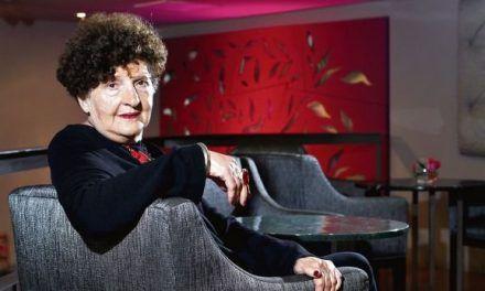 """Margo Glantz: """"Soy una escritora que va lanzando una mirada cuidadosa y fragmentada sobre el cuerpo"""""""