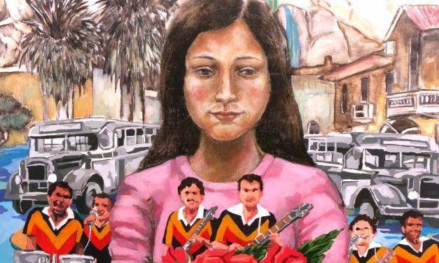 """Colectivo Trenzando Fuerzas Mujer inaugura la muestra """"Ainbo, Warmi, Mecherraec"""""""