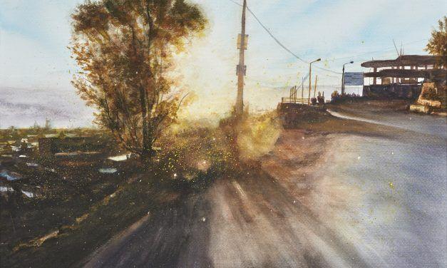 Muestra de las obras ganadoras del Concurso de Acuarela Paisaje Peruano Premio John Constable