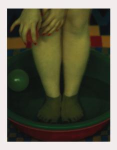 Sarah Moon-Le bain de pied , 1998