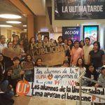 Memes, e-mails y universidades: estrategias para promocionar películas peruanas