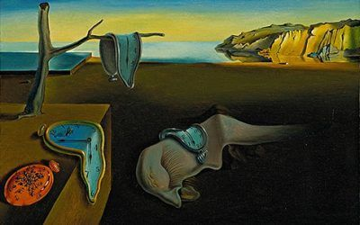 La persistencia de la memoria (y su desintegración)