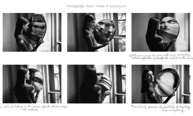 Duane Michals, la inquietud de las imágenes