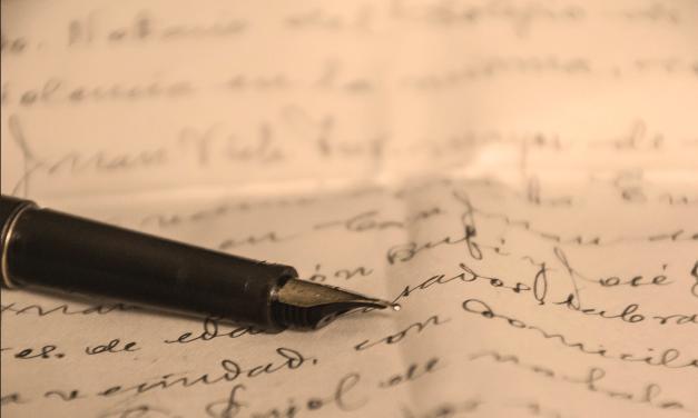 Texto escrito… texto bailado