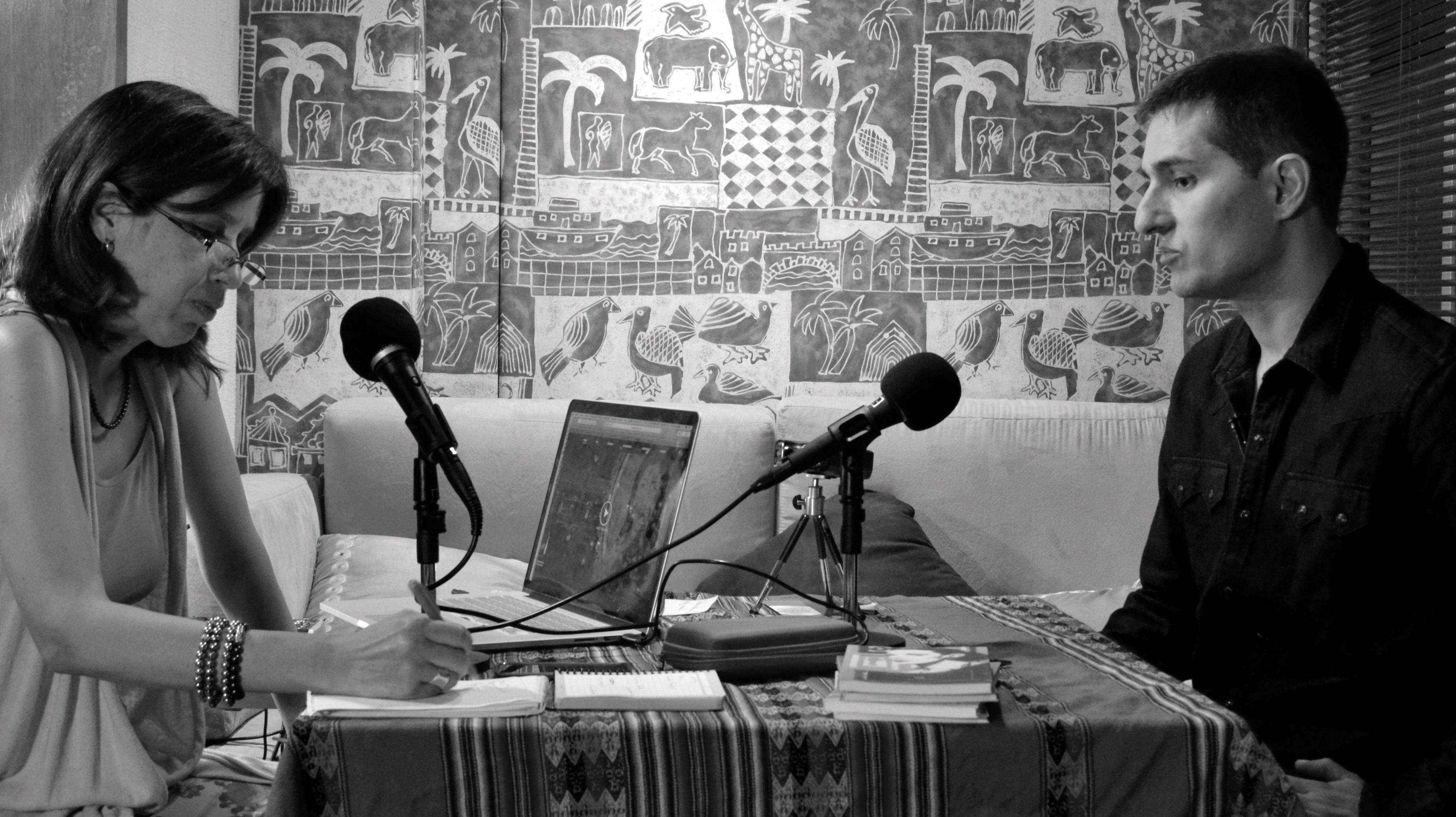 Entrevista a Javier Ponce