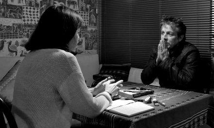 """Juan Carlos Ubilluz: """"El proceso de escribir una novela es más angustioso que un ensayo"""""""